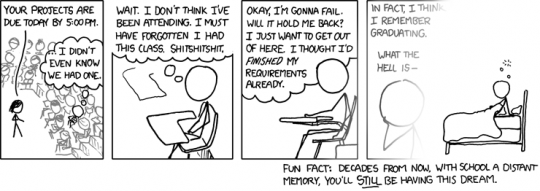 xkcd Students