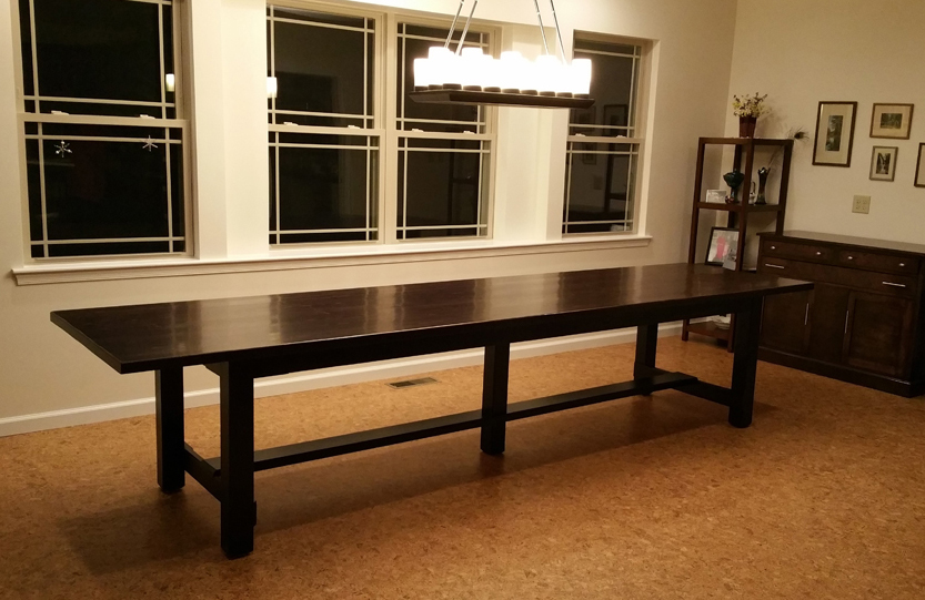 Final Dining Room Table