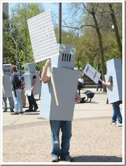 Robot Protest