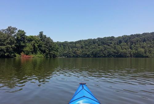 Beautiful day for kayaking!