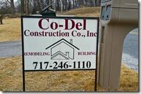 Co-Del Construction